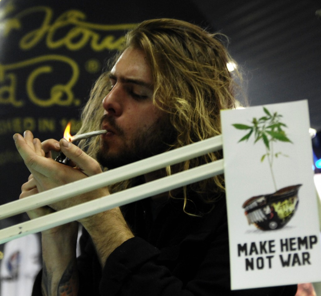 High Times Cannabis Cup 2011 (© Gonzo media)