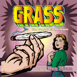 "De cover van ""Grass: The paged experience"" (2001)"