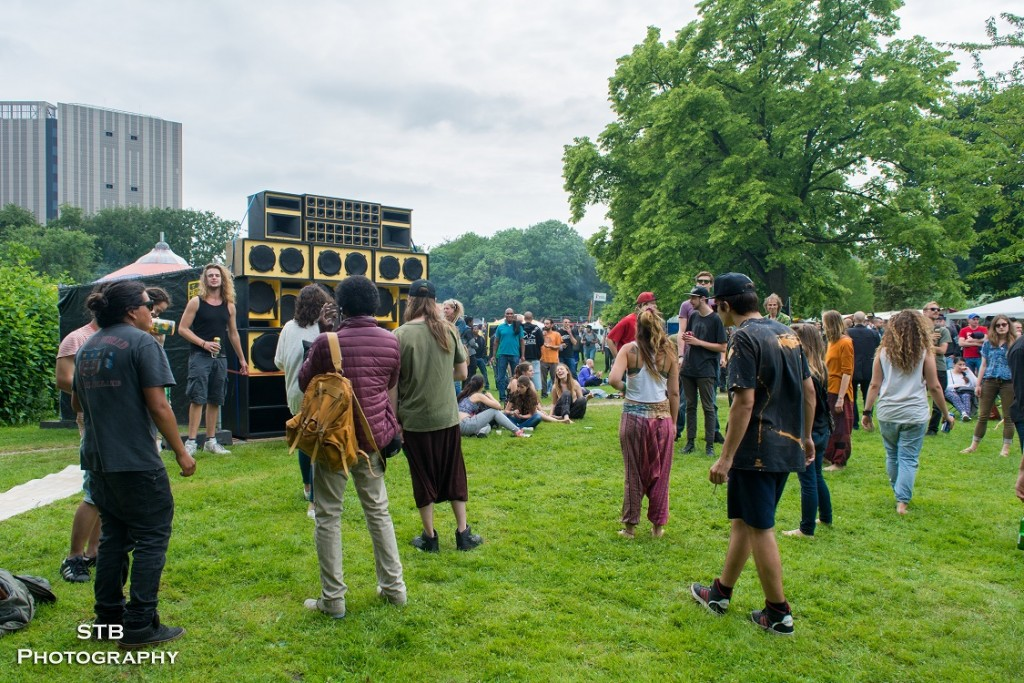 De Reggae & Dub Area, hosted by Covenant Sound System (© STB Photography)